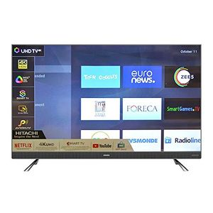 Hitachi LD49HTS07U 49 Inch 4K Ultra HD Smart LED TV Price in India