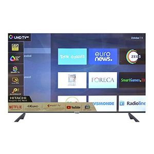 Hitachi LD55HTS08U 55 Inch 4K Ultra HD Smart LED TV Price in India