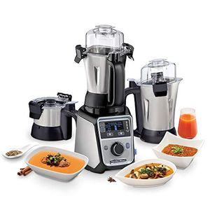 Hamilton Beach Professional 1400W Juicer Mixer Grinder (3 Jars) Price in India
