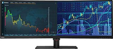 Lenovo ThinkVision P44w-10 43.4 Inch Ultrawide Curved 4K Monitor Price in India