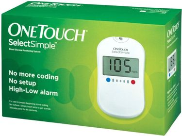 Johnson and Johnson One Touch Select Glucose Monitor Price in India