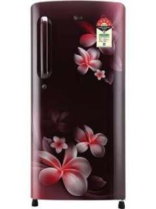 LG GL-B201ASPY 190 L 5 Star Direct Cool Single Door Refrigerator Price in India