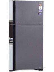 Hitachi R-VG610PND3 565 L 4 Star Frost Free Double Door Refrigerator Price in India