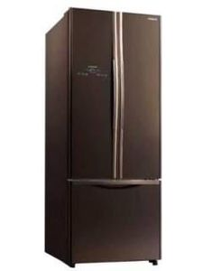 Hitachi R-WB550PND2 510 L 5 Star Inverter Frost Free French Door Refrigerator Price in India