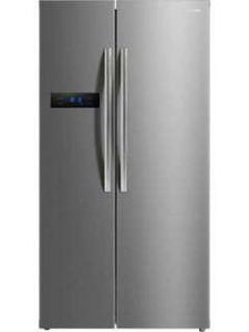 Panasonic NR-BS60MSX1 584 L Frost Free Side By Side Door Refrigerator Price in India