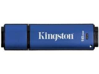 Kingston DataTraveler Vault Privacy DTVP30 16GB USB 3.0 Pen Drive Price in India