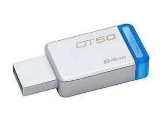Kingston DataTraveler 50 64GB USB 3.1 Pen Drive Price in India