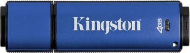 Kingston DataTraveler Vault Privacy DTVP30 4GB USB 3.0,USB on the go Pen Drive Price in India