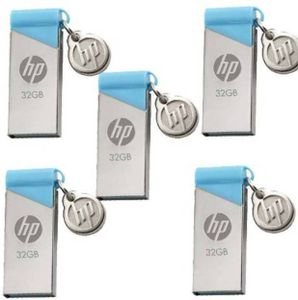 HP V215B 32GB USB 2.0 Pen Drive Price in India