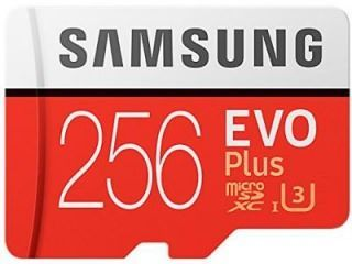 Samsung MB-MC256GA 256GB Class 10 MicroSDXC Memory Card Price in India