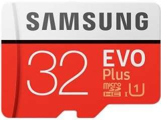 Samsung MB-MC32GA 32GB Class 10 MicroSDHC Memory Card Price in India