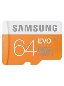 Samsung MB-MP64D 64GB Class 10 MicroSDXC Memory Card Price in India
