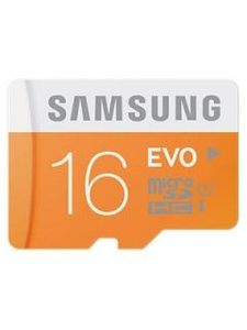 Samsung MB-MP16D 16GB Class 10 MicroSDHC Memory Card Price in India