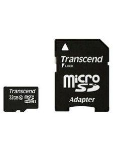 Transcend TS32GUSDHC10 32GB Class 10 MicroSDHC Memory Card Price in India