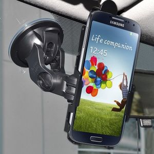 Amzer Suction Cup Windshield Mount for Samsung GALAXY S4 (95629) Price in India
