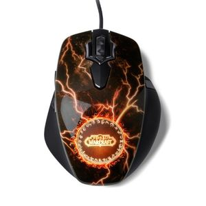 Steelseries Legendary MMO Gaming Mouse Price in India