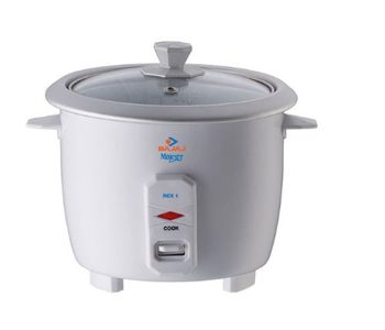 Bajaj RCX1 0.4 L Rice Cooker White Price in India