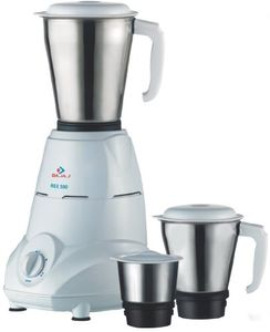 Bajaj REX 500W Mixer Grinder Price in India
