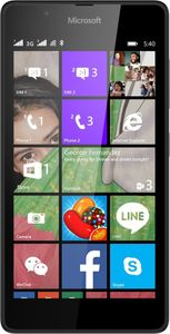 Microsoft Lumia 540 Dual SIM Price in India