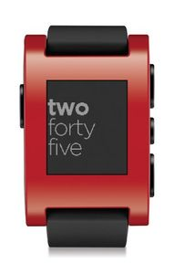 Pebble 301RD Smart Watch Price in India