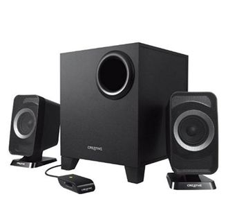 Creative Inspire T3150 2.1 Channel Bluetooth Speaker System Price in India