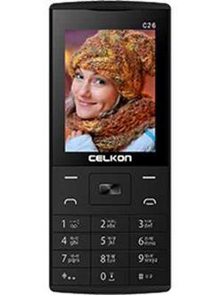 Celkon C26 Price in India