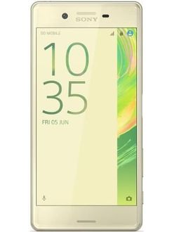 Sony Xperia X Dual Price in India
