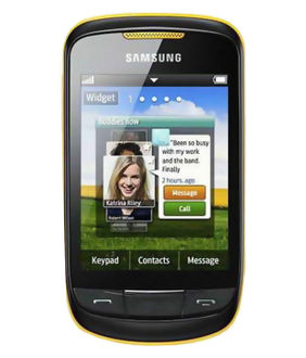 Samsung Corby II S3850 Price in India