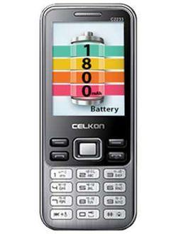 Celkon C2233 Price in India