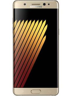 Samsung Galaxy Note 7 Price in India