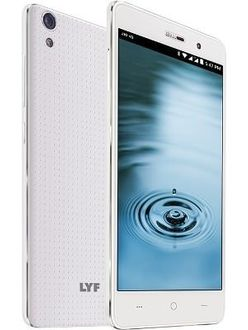 LYF Water 4 Price in India