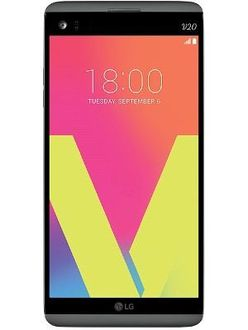 LG V20 Price in India