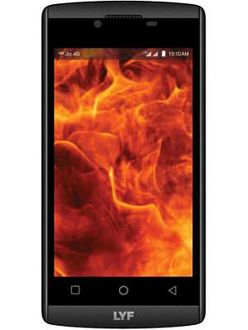 LYF Flame 7 Price in India