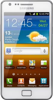 Samsung Galaxy S2 I9100 Price in India