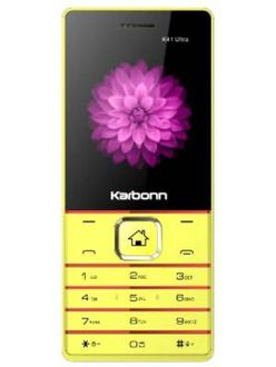 Karbonn K41 Ultra Price in India