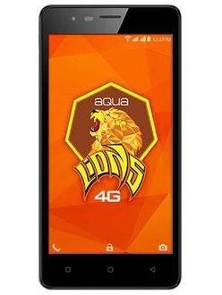 Intex Aqua Lions 4G Price in India