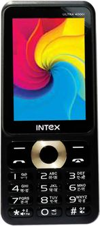 Intex Ultra 4000i Price in India