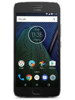 Motorola Moto G5 Plus 4GB RAM Price in India