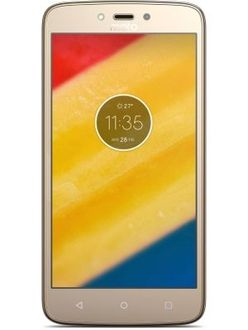 Motorola Moto C Plus Price in India