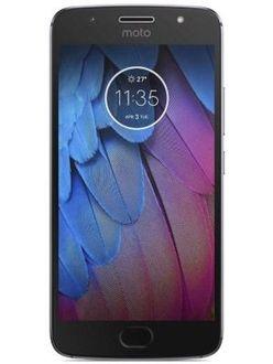 Motorola Moto G5S Price in India