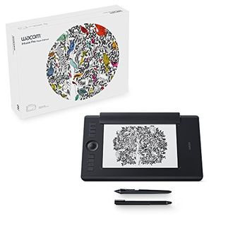 Wacom Intuos Pro PTH660P Input Tablet Price in India