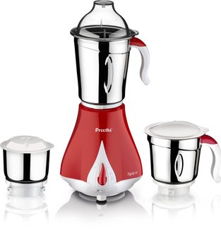 Preethi Spice - MG 203 550W Mixer Grinder Price in India