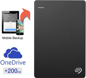 Seagate Backup Plus Slim Portable USB 3.0 2TB External Hard Disk Price in India