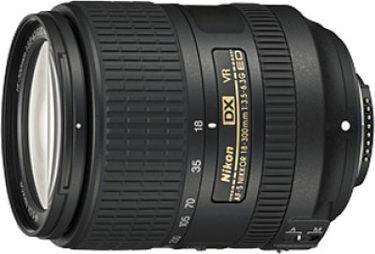 Nikon AF-S DX Nikkor 18-300mm f/3.5-6.3G ED VR Lens Price in India