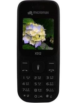 Micromax X512 Price in India