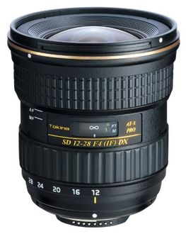 Tokina AT-X Pro DX AF 12-28mm F/4 Lens (for Canon DSLR) Price in India