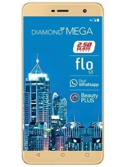 Celkon Diamond Mega 4G (2GB RAM) Price in India