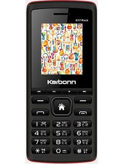 Karbonn K17 Rock  Price in India