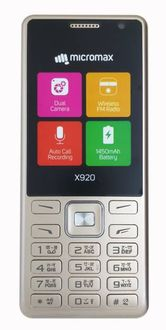 Micromax X920  Price in India
