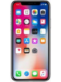 Apple iPhone X Price in India